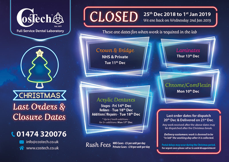 costech-xmas-closure-dates-email-231018