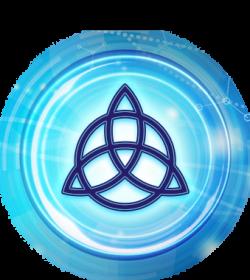 triquetra glow circle